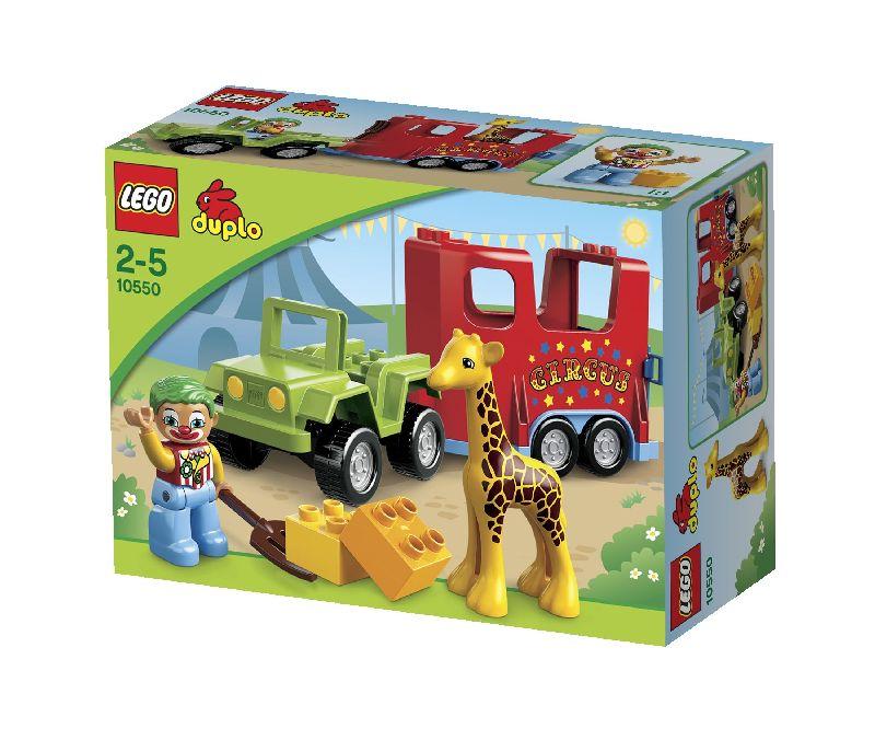 Lego Duplo Caravana circului