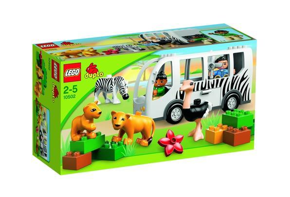 Lego Duplo Autobuz Zoo