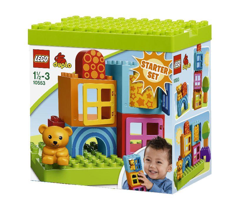 Lego Duplo Cuburile de constructie