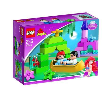 Lego Duplo Fascinanta calatorie in lumea lui Ariel