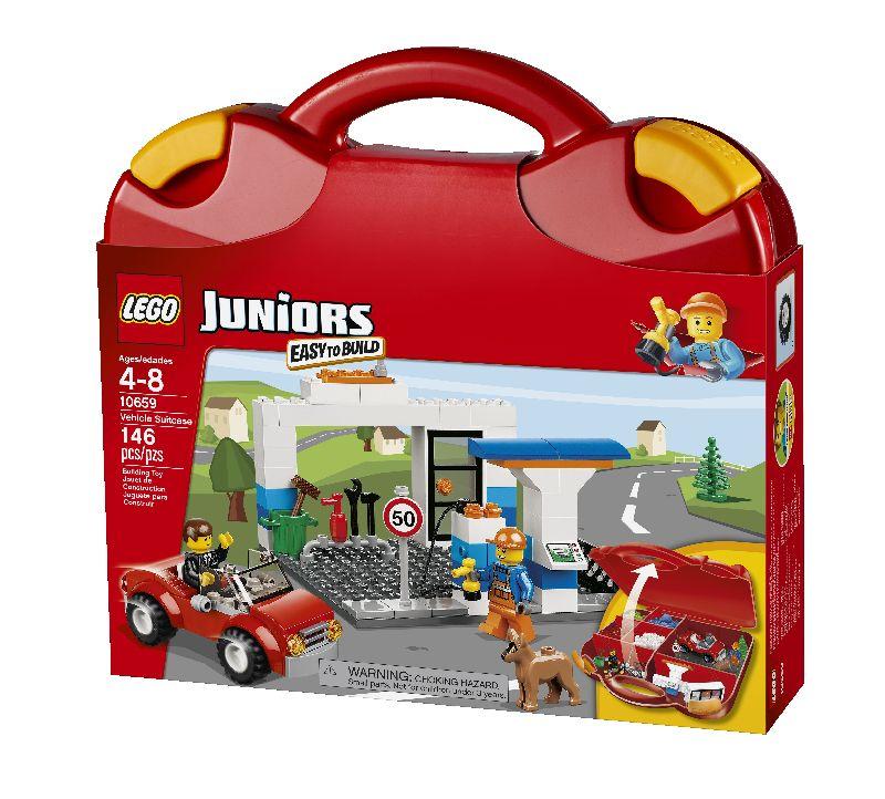 Lego Valiza albastra