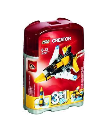 Lego Creator Mini-zburator pe cer