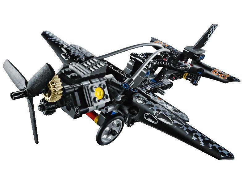 Lego Technic Nava pe perna de aer