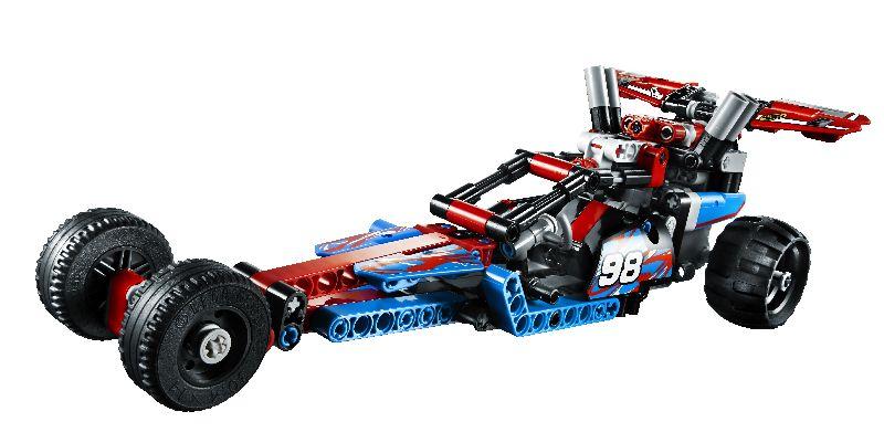 Lego Technic Masina de curse pentru teren