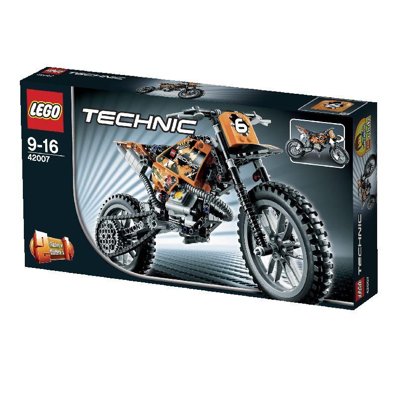 Lego Technic Motocicleta de motocros