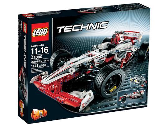 Lego Technic Masina de curse Grand Prix