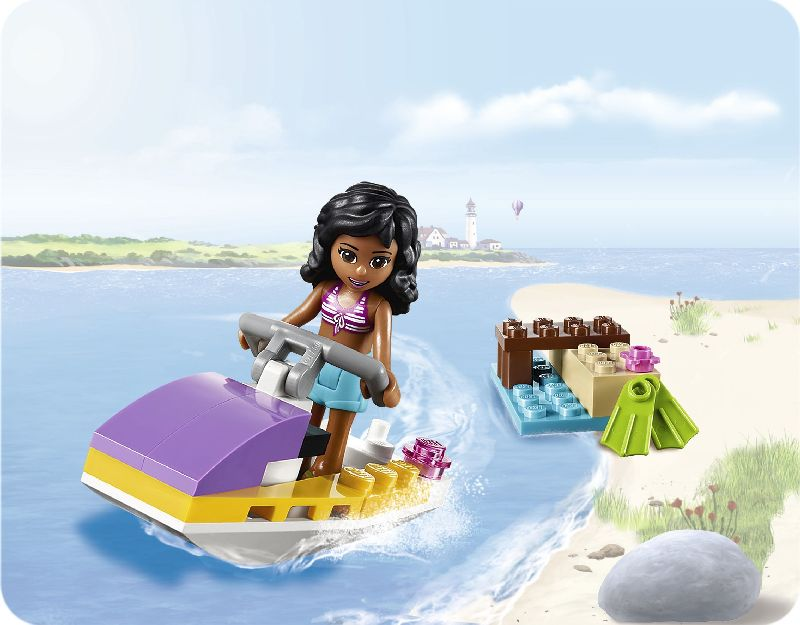 Lego Friends Distractie nautica