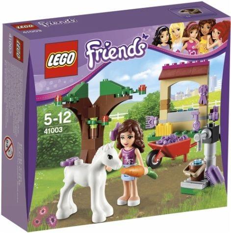 Lego Friends  Manzul nou-nascut al Oliviei