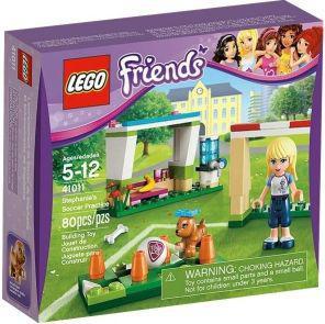 Lego Friends Antrenamentul de fotbal