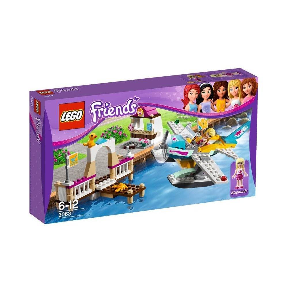 Lego Friends Clubul de aviatie Heartla