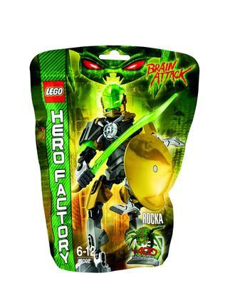 Figurina Hero Factory ROCKA