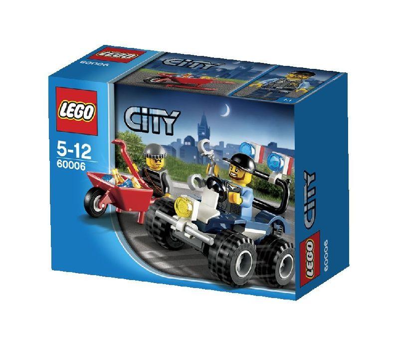 Lego City ATV de politie