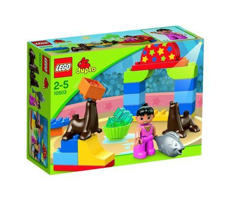 Lego Duplo Spectacol de circ