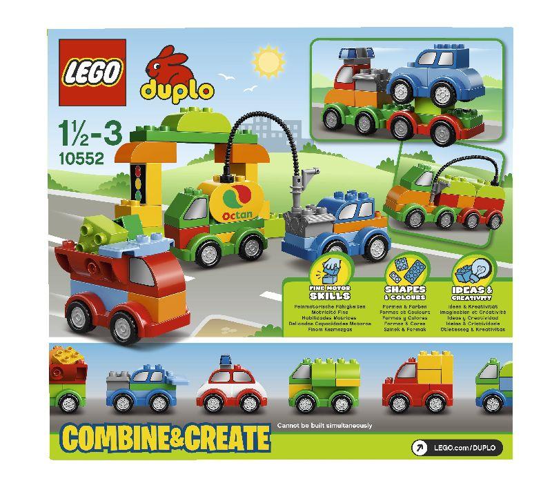 Lego Duplo Masini creative