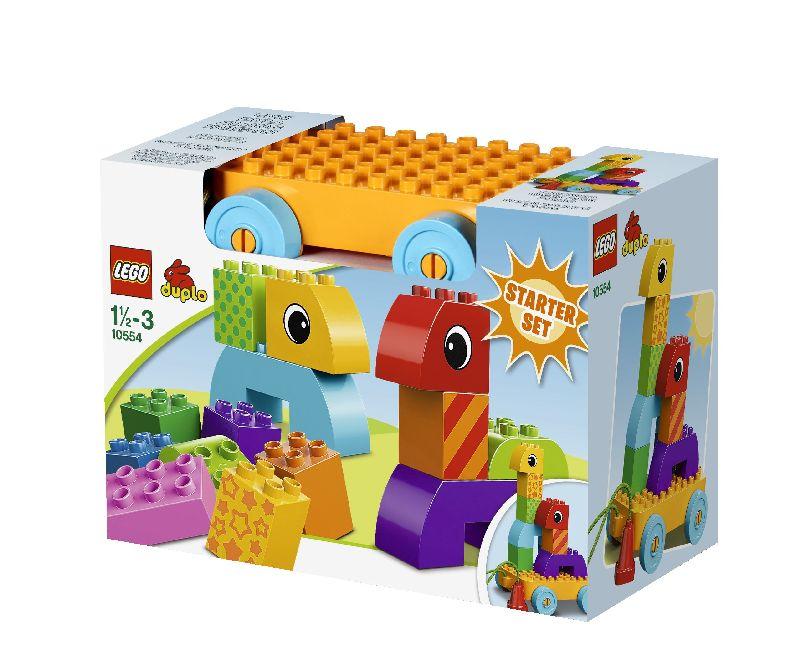 Lego Duplo Constructia si masinuta