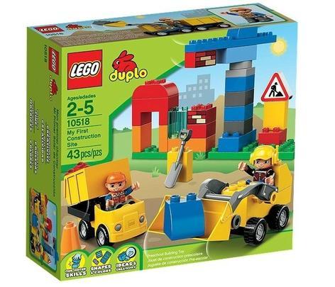 Lego Duplo Primul meu santier de constructii