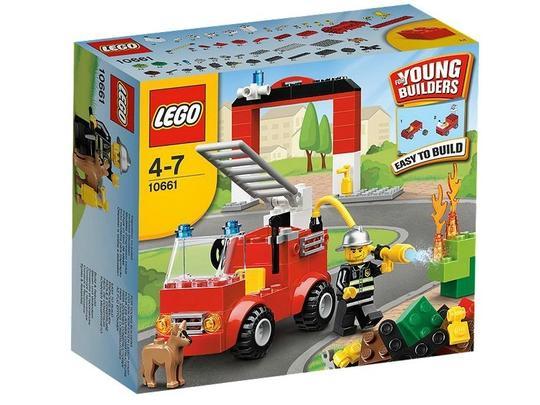 Lego Prima mea statie de pompieri