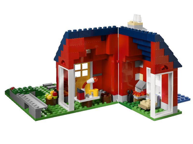 Lego Creator Casuta de vacanta