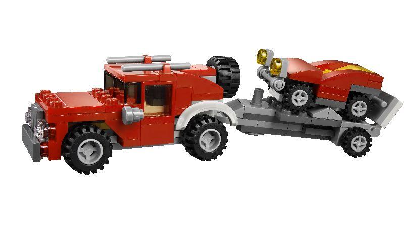 Lego Creator Transportor pentru utilaje