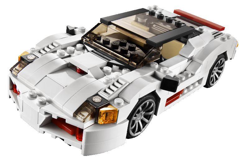 Lego Creator Masina sport de autostrada