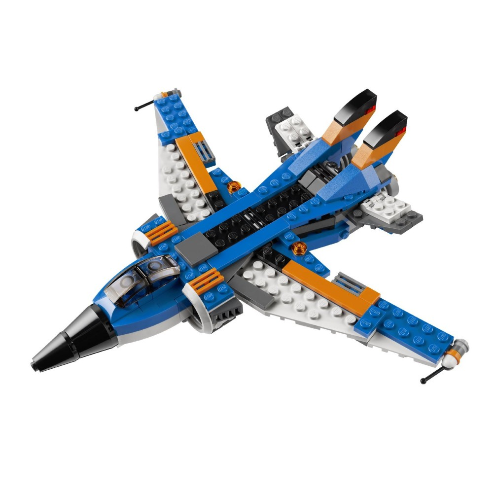 Lego Creator Inaripatul fulgerator