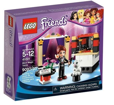 Lego Friends Scamatoriile Miei