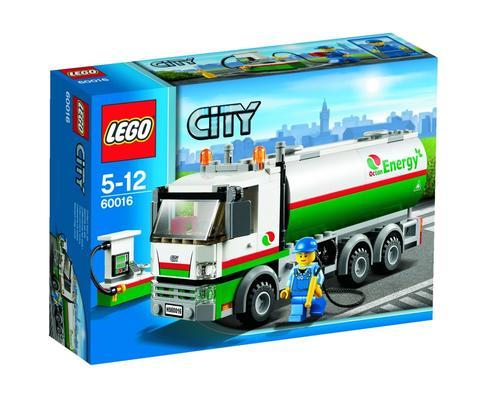 Lego City Camion cisterna