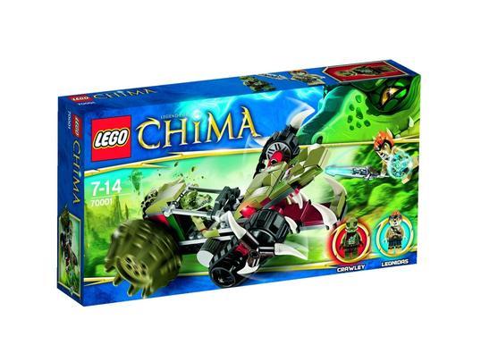Lego Chima Spintecatorul cu gheara