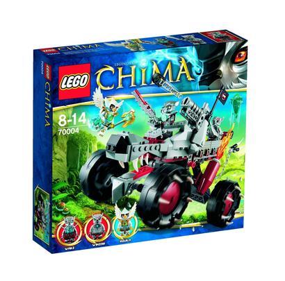 Lego Chima  Pachetul de atac al lui Wakz