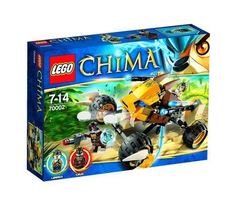 Lego Chima Atacul Leului Lennox