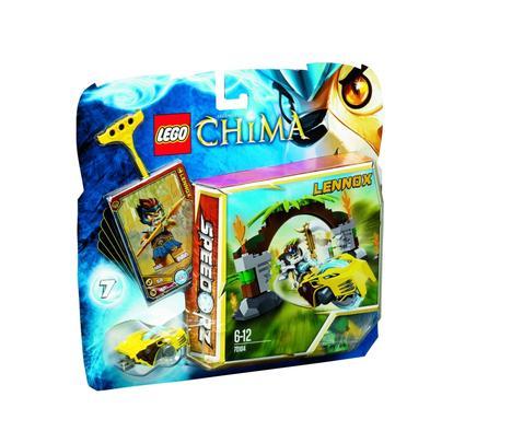 Lego Chima Portile junglei