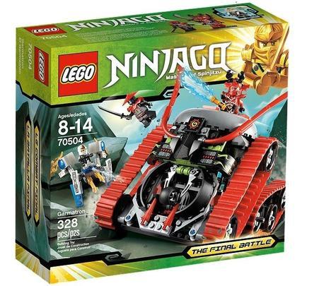 Lego Ninjago Garmatron