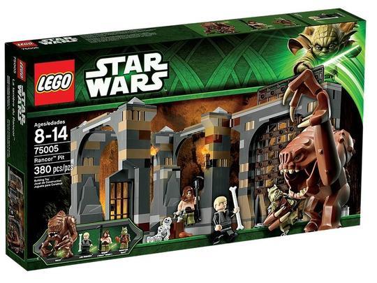 Lego Star Wars Rancor