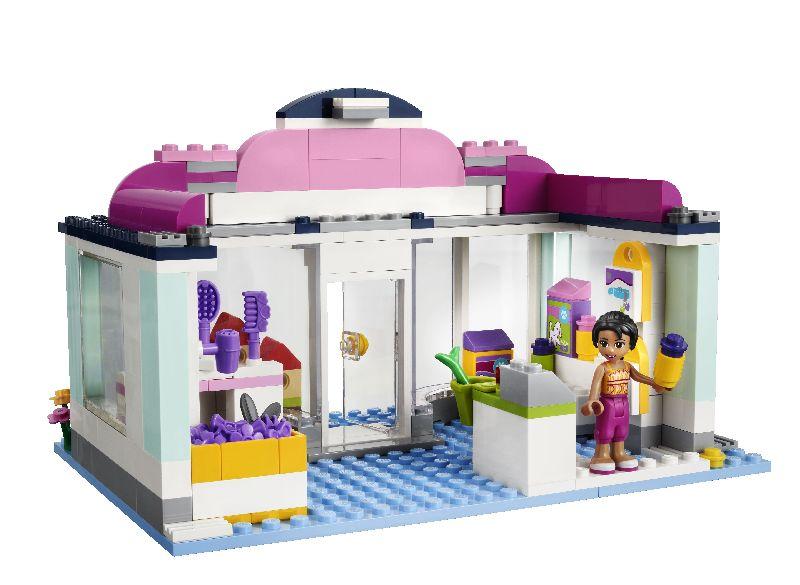 Lego Friends Salonul animalutelor din Heartlake