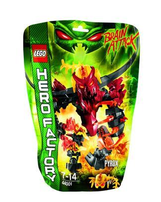 Figurina Hero Factory PYROX