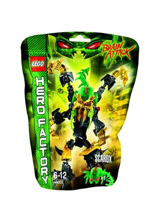 Figurina Hero Factory SCAROX