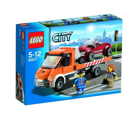 Lego City Camion cu platforma