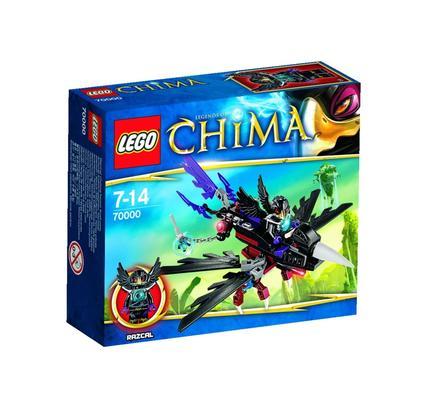 Lego Chima Planorul lui Razcal