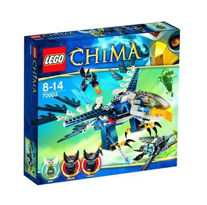 Lego Chima Interceptorul Vultur al lui Eris