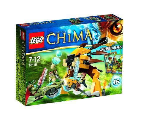 Lego Chima Turneul suprem Speedor