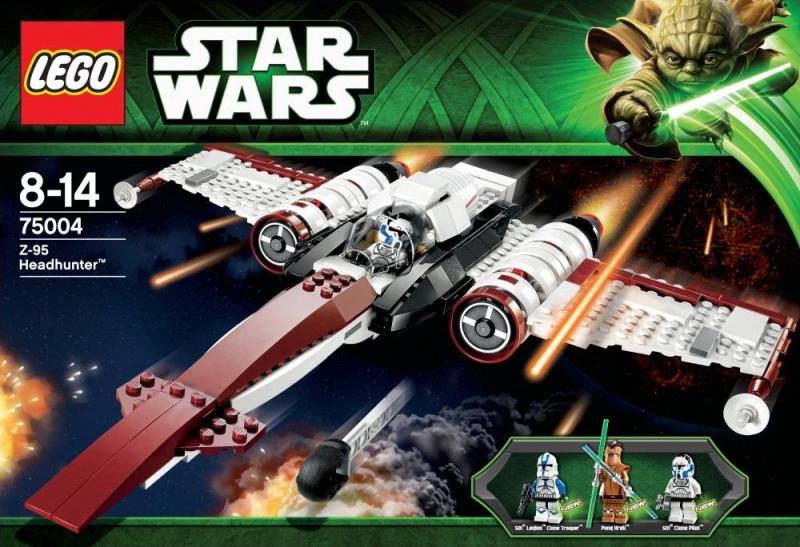Lego Star Wars Vanatorul