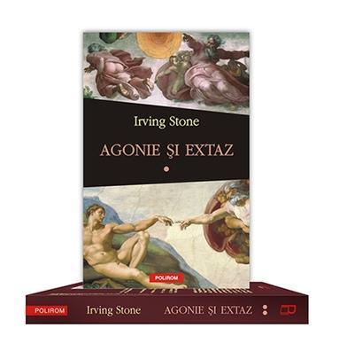 AGONIE SI EXTAZ (2 VOLUME )
