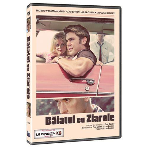 BAIATUL CU ZIARELE-THE PAPERBOY