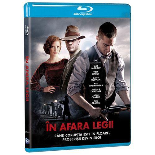 IN AFARA LEGII-LAWLESS BR