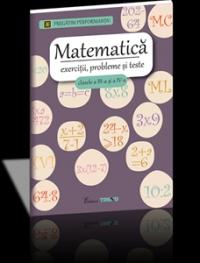 MATEMATICA CLASELE 3 SI 4