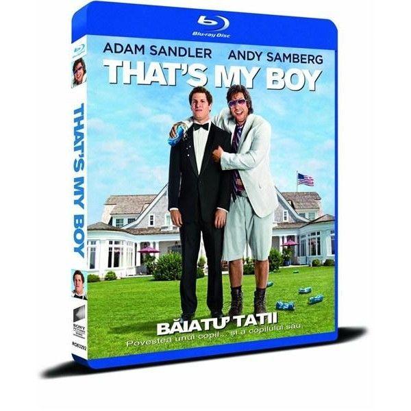 THAT'S MY BOY-BAIATU' TATII BR
