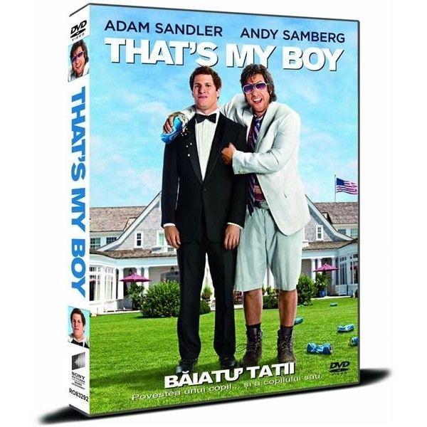 THAT'S MY BOY-BAIATU' TATII DVD