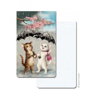 Carnet buzunar,Raining Cats