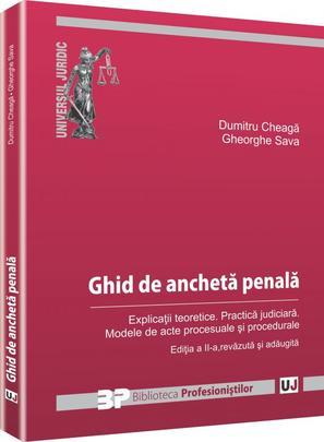 GHID DE ANCHETA PENALA