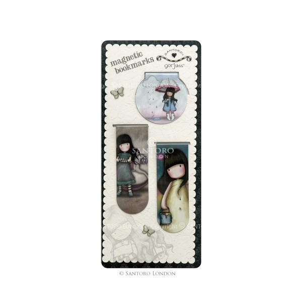 Semn carte magnetic,The Getaway, Puddles of Love & Rainbow Dreams